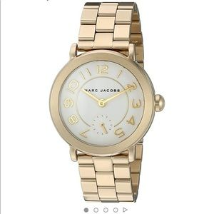 Marc Jacobs® Riley Gold Watch